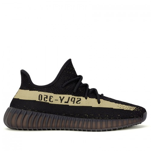 "Cheap Buy Adidas Yeezy Boost 350 V2 ""Black/Green"" Core Black/Green/Core Black (BY9611) Online Store"