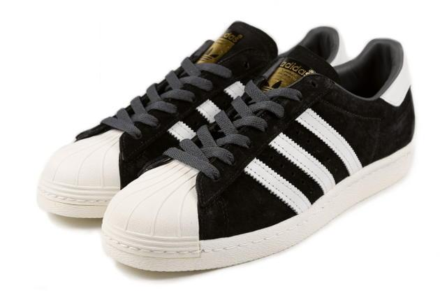 Men's/Women's Adidas Originals Superstar Foundation Shoes Core Black B25961