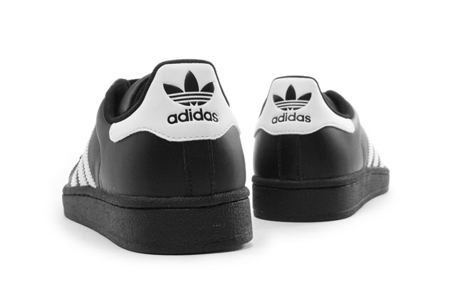 Men\'s Adidas Originals Superstar II Shoes Black/White G17067