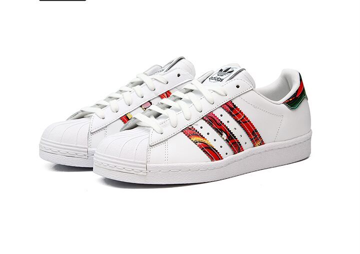 Women's Adidas Originals Superstar 80s Shoes Running White Ftw B26730