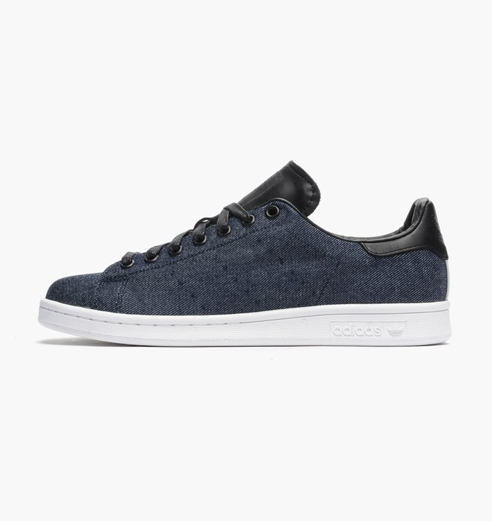 Men's Adidas Originals Stan Smith Shoes Navy Blue M17151