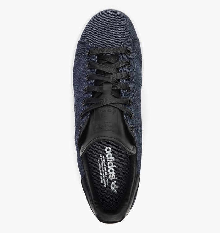 Men\'s Adidas Originals Stan Smith Shoes Navy Blue M17151