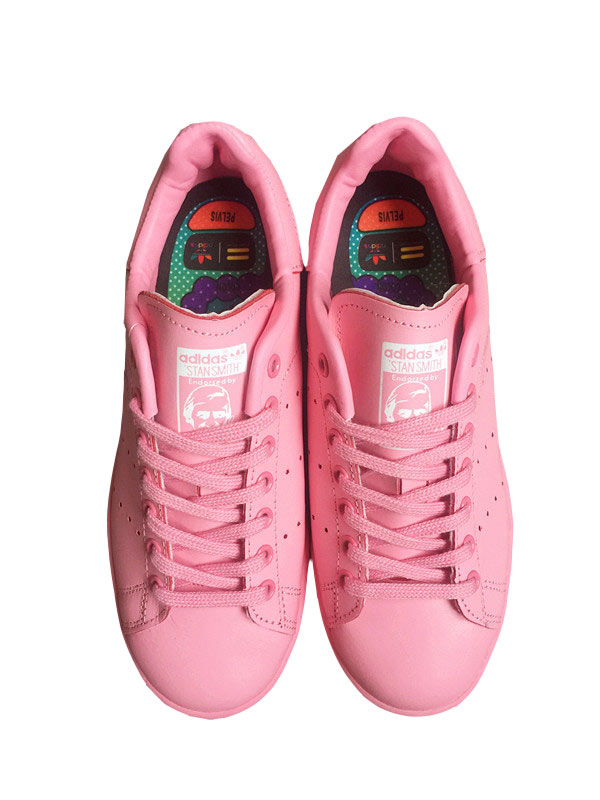 Women\'s Adidas Originals Stan Smith Shoes Pink B24037