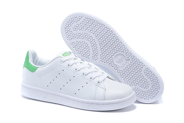 Men's/Women's Adidas Originals Stan Smith Shoes Running White Ftw/Running White/Fairway M20324