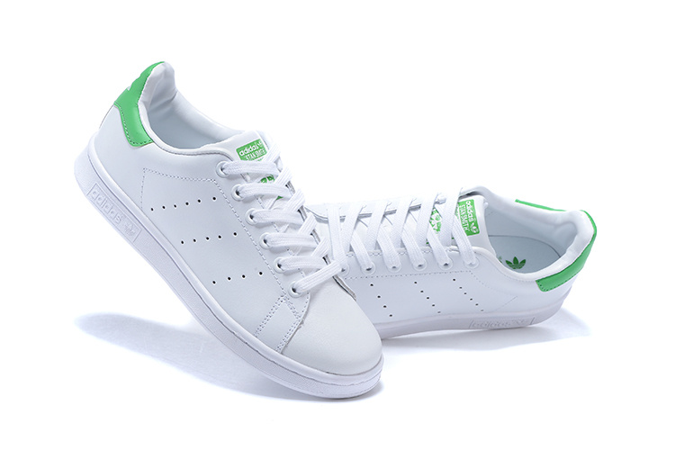 Men\'s/Women\'s Adidas Originals Stan Smith Shoes Running White Ftw/Running White/Fairway M20324