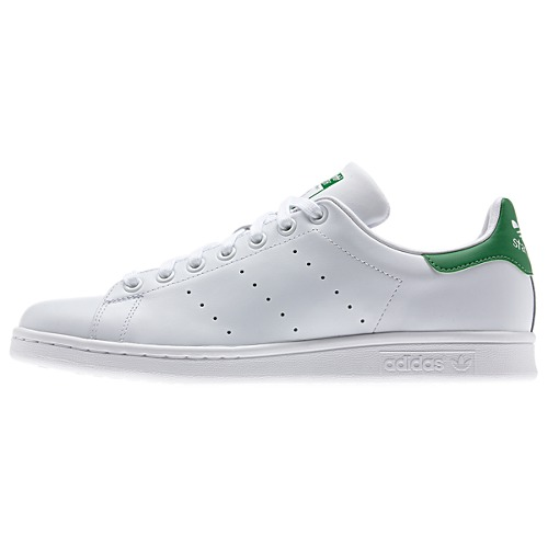 Men's/Women's Adidas Originals Stan Smith Shoes Running White Ftw/Running White/Fairway D67361