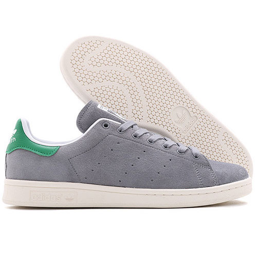 Men's/Women's Adidas Originals Stan Smith 84 Lab Shoes Grey/Grey/CWhite B26091