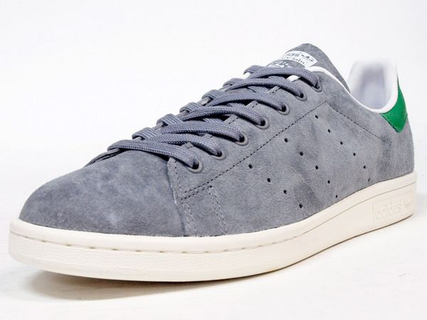 Men\'s/Women\'s Adidas Originals Stan Smith 84 Lab Shoes Grey/Grey/CWhite B26091