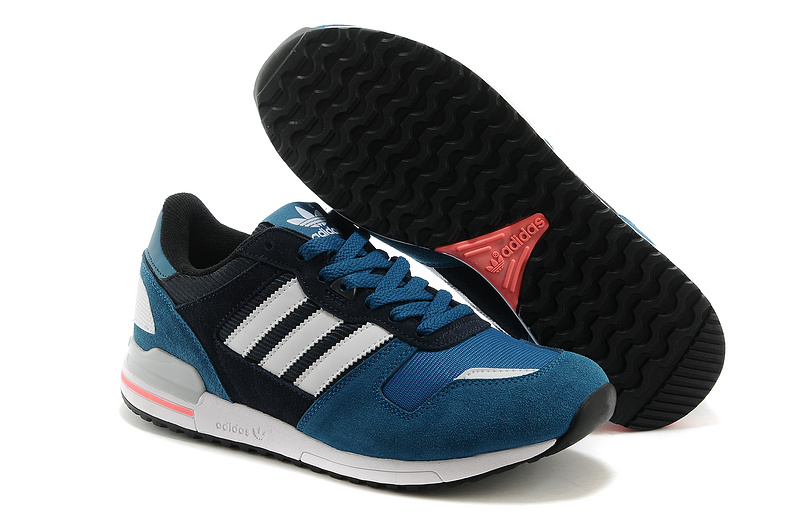 Men's/Women's Adidas Originals ZX 700 Shoes University Red/Running White/Black