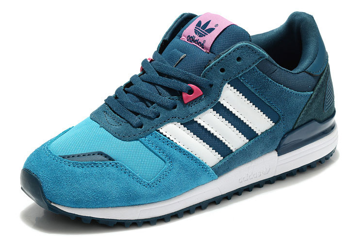 Women's Adidas Originals ZX 700 Shoes Triblue/Runwhite D65876