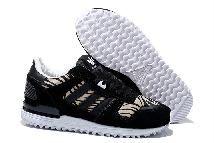 Women's Adidas Originals ZX 700 Shoes Core Black/Core Black/Ftw Wht M20980