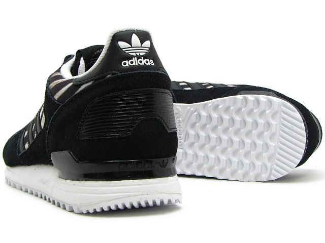 Women\'s Adidas Originals ZX 700 Shoes Core Black/Core Black/Ftw Wht M20980