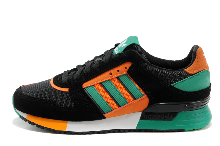 Men's Adidas Originals ZX 630 Shoes Black/Fresh Green/Carbon D67740