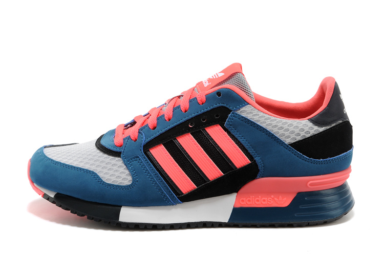 Men's Adidas Originals ZX 630 Shoes Blue/Triblue/Redzest D67742