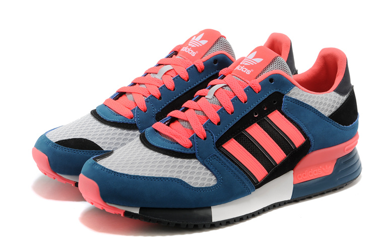 Men\'s Adidas Originals ZX 630 Shoes Blue/Triblue/Redzest D67742