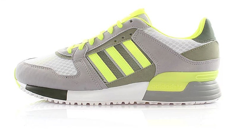 Men's Adidas Originals ZX 630 Shoes Aluminum/Legend Ink/Black D67565