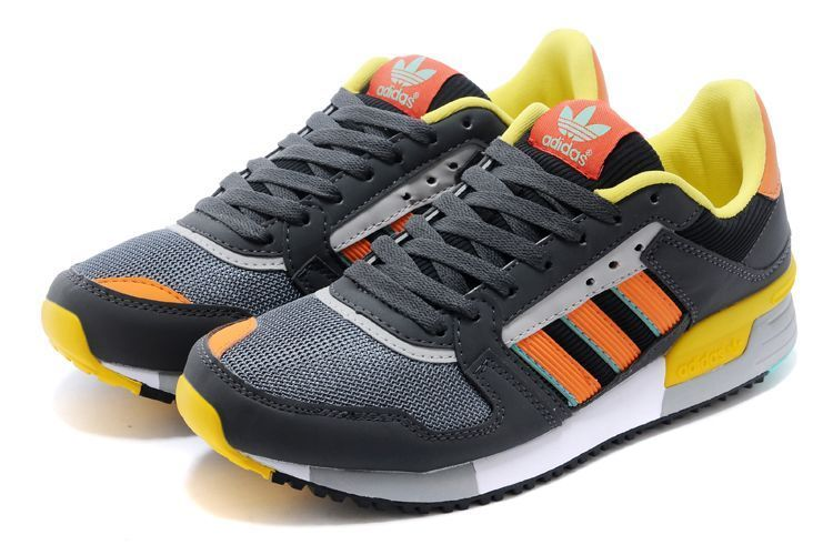 Men\'s/Women\'s Adidas Originals ZX 630 Shoes Bold Onix/Bright Red/Solo Mint M25552