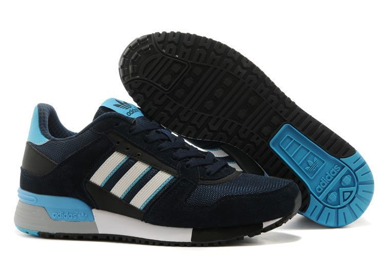 Men's/Women's Adidas Originals ZX 630 Shoes Navy/Jade