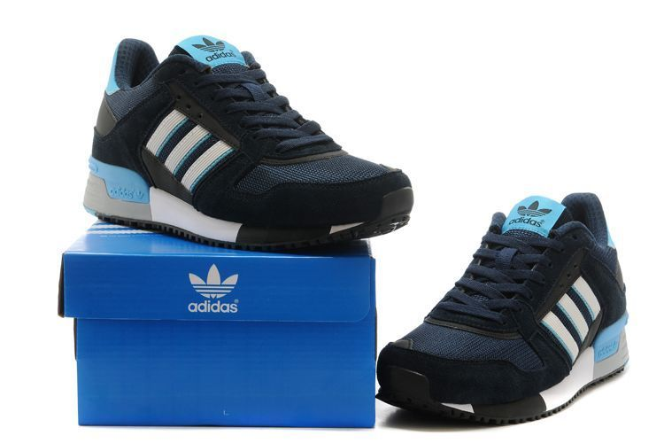 Men\'s/Women\'s Adidas Originals ZX 630 Shoes Navy/Jade