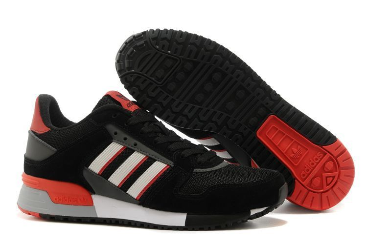 Men's/Women's Adidas Originals ZX 630 Shoes Core Black/Core White/Red M25550