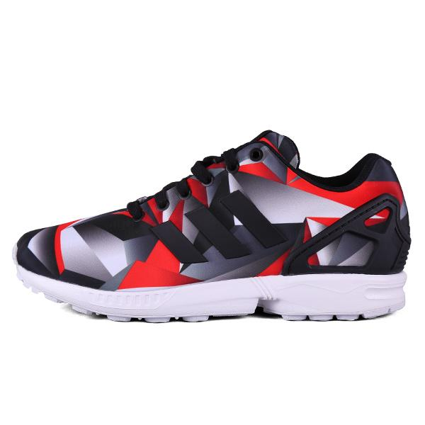 Men's/Women's adidas Originals ZX Flux Shoes Legend SOGR/Core Black/Ftw White S81650