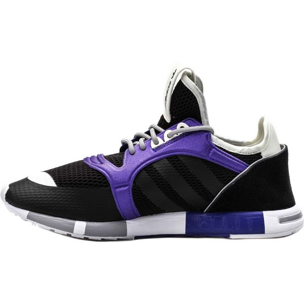 Men\'s/Women\'s Adidas Originals Boston Super CC Shoes Rich Purple/Core Black B25842