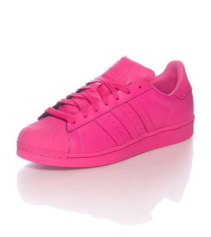 Women's Adidas Originals Superstar Supercolor Pack Shoes Pink S41829