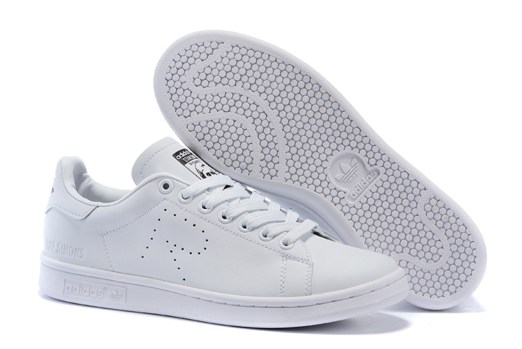 Men's/Women's Adidas Originals Stan Smith Shoes White G34068