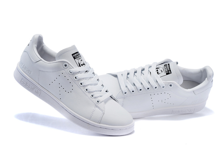 Men\'s/Women\'s Adidas Originals Stan Smith Shoes White G34068
