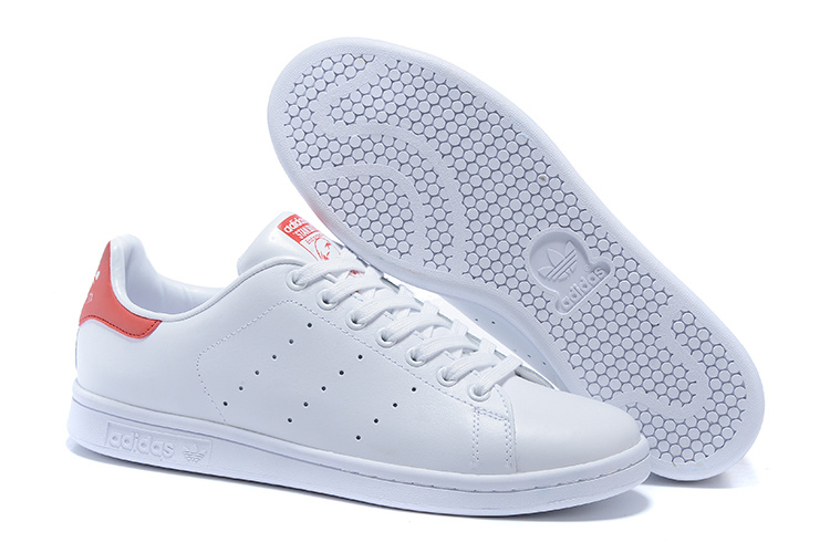 Men\'s/Women\'s Adidas Originals Stan Smith Shoes White M20326