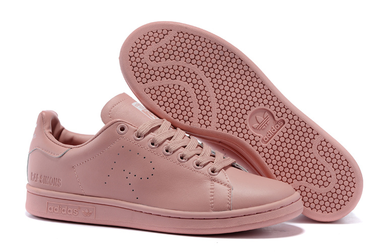 Men's/Women's Adidas Originals Stan Smith Shoes Pink G34064