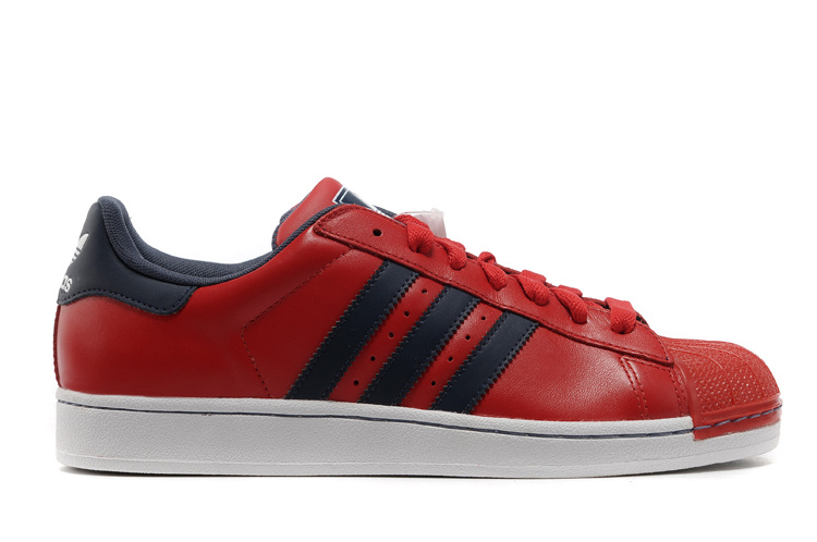 Men's/Women's Adidas Originals Superstar 2 Year Of The Snake Casual Shoes Black Red