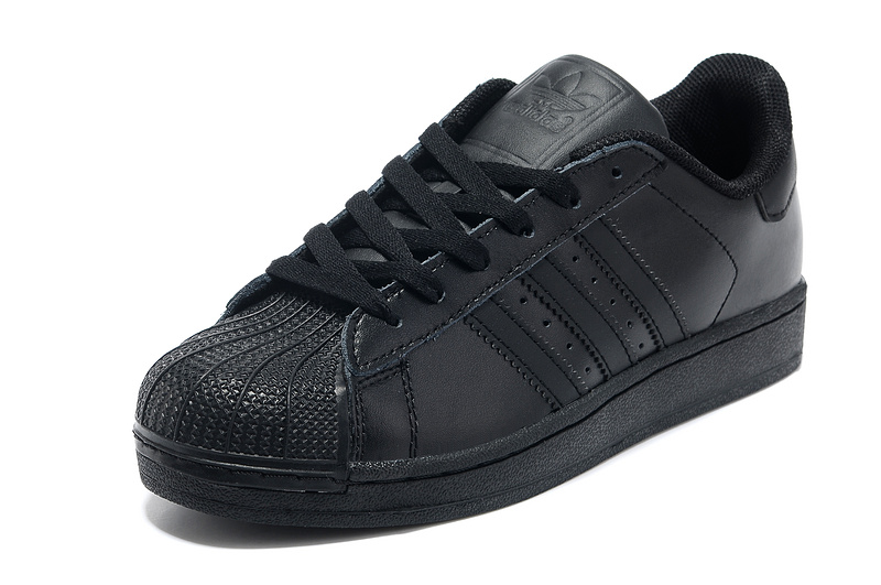 Men\'s/Women\'s Adidas Originals Superstar 2 Casual Shoes Black G14748