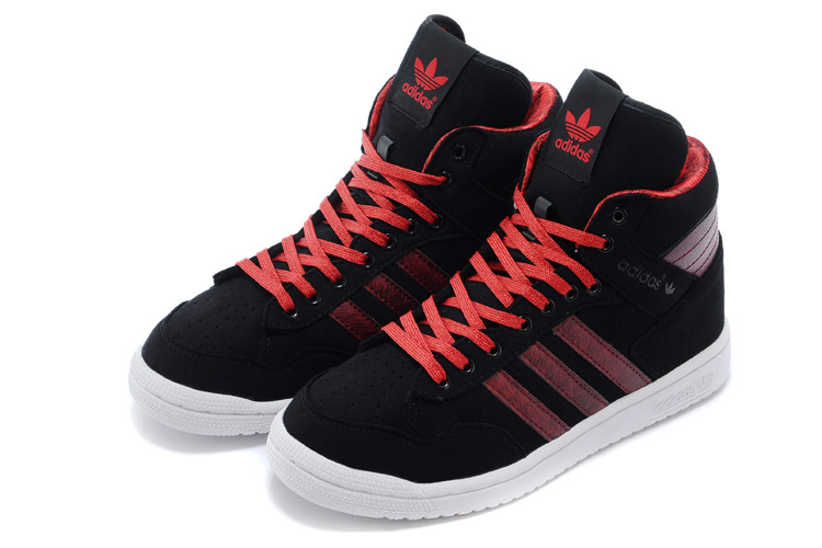 Men\'s/Women\'s Adidas Originals PRO CONFERENCE HI Casual Shoes Black D65940
