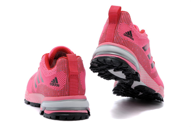 Women\'s Adidas Marathon TR 13 Running Shoes Fuchsia/Soil Red V21845