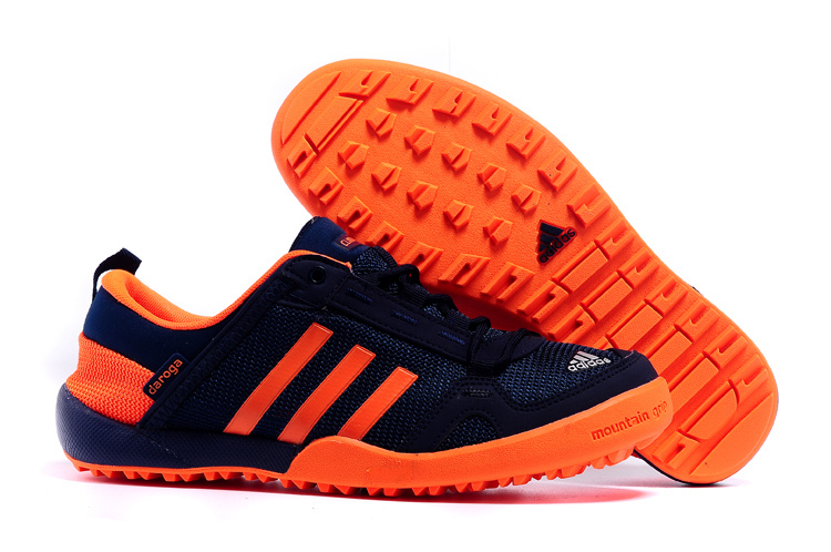 Men's Adidas Outdoor Daroga Two 11 CC Shoes Limpid/Hyper Orange D98805