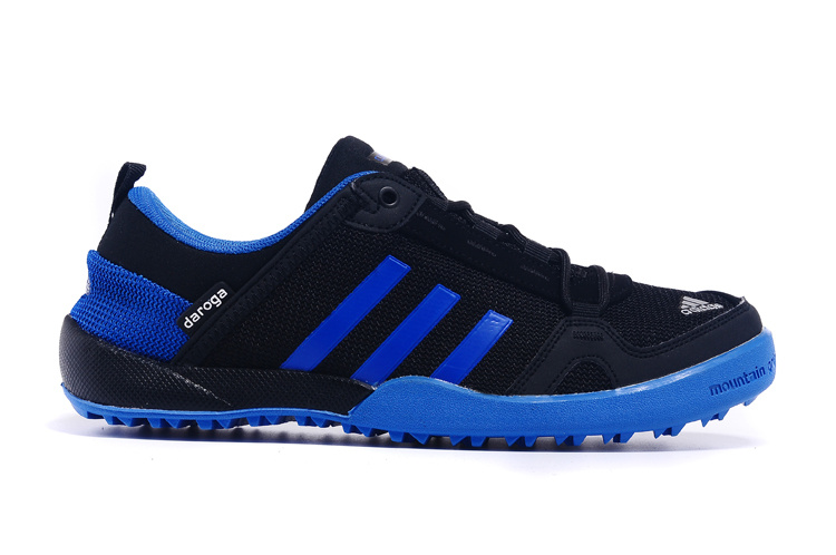 Men\'s Adidas Outdoor Daroga Two 11 CC Shoes Core Black/Bold Blue D98803