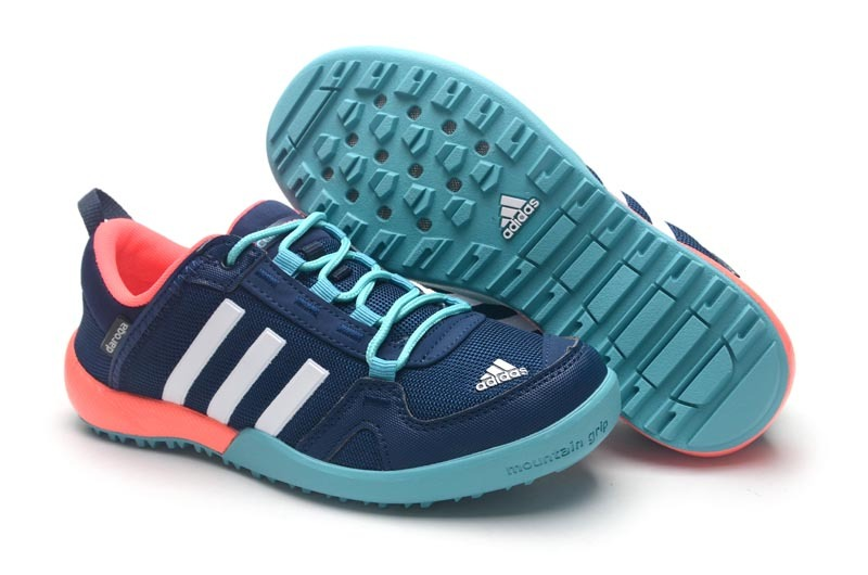 Men's/Women's Adidas Outdoor Daroga Two 11 CC Shoes Navy/Orange/Green