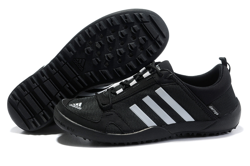 Men's/Women's Adidas Outdoor Daroga Two 11 CC Shoes Black/White