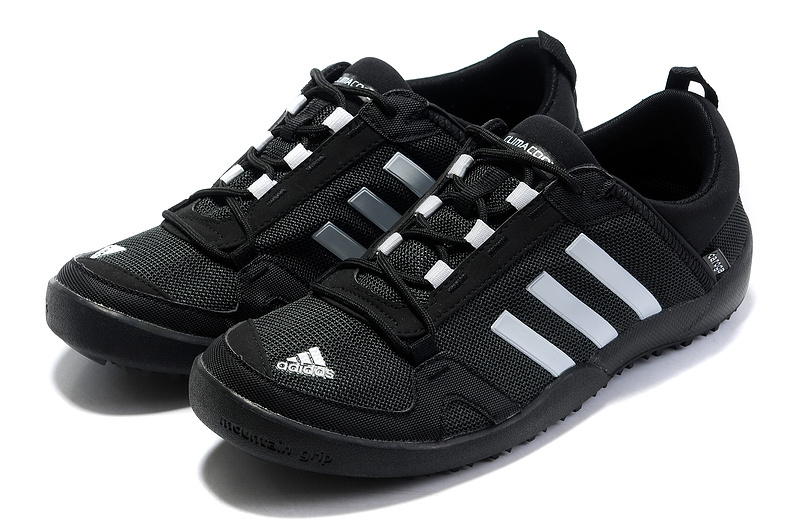 Men\'s/Women\'s Adidas Outdoor Daroga Two 11 CC Shoes Black/White