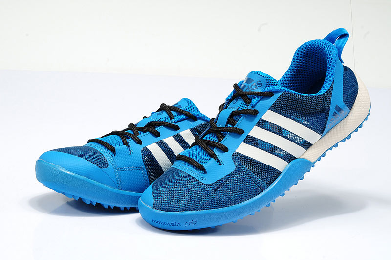 Men\'s/Women\'s Adidas Outdoor Daroga Two 11 CC Shoes Clear Blue/Pale White/Delighted Blue G97888