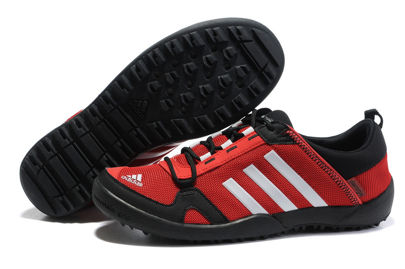 Men's/Women's Adidas Outdoor Daroga Trail CC M Shoes Cardinal/White/Black