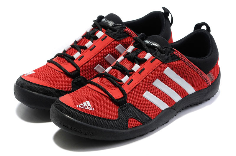 Men\'s/Women\'s Adidas Outdoor Daroga Trail CC M Shoes Cardinal/White/Black