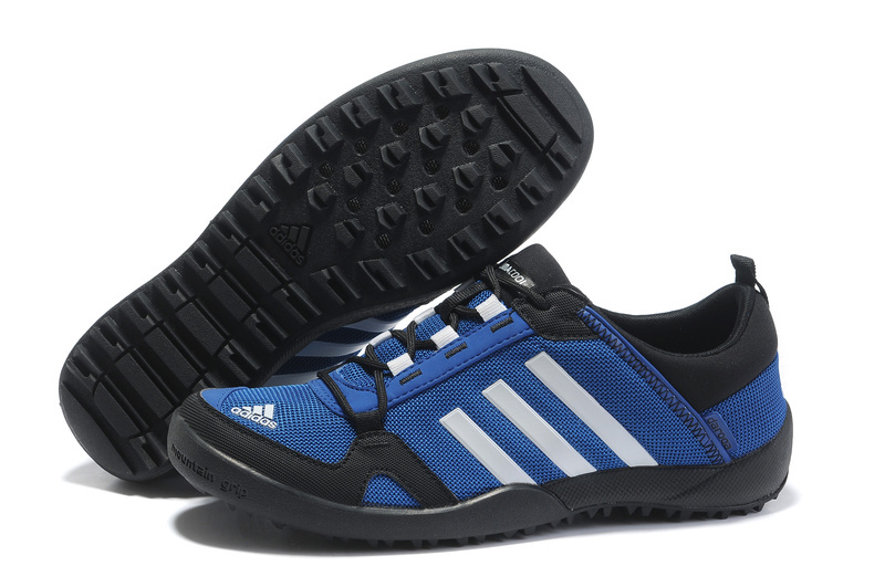 Men's/Women's Adidas Outdoor Daroga Trail CC M Shoes Bluebird/White/Black