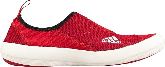 Men's/Women's Adidas Outdoor Climacool Boat SL Unisex Shoes Bright Red/White Q21027