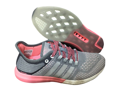 Women's Running Climachill Cosmic Boost Shoes Grey/Light Grey B44501