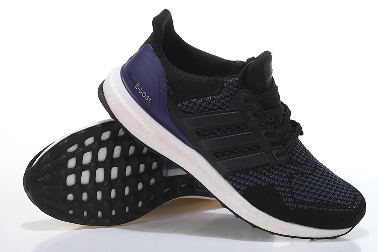 Men\'s/Women\'s Adidas Running Ultra Boost Shoes Core Black B27171