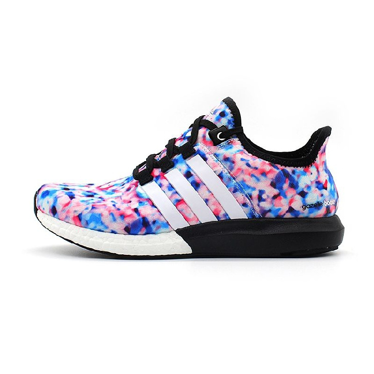 Women\'s Adidas Running Climachill Ride Boost Shoes Core Black/Ftwr White/Ftwr White B40733