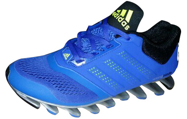 Men\'s Adidas Springblade Drive 2-0 Running Shoes Bold Blue