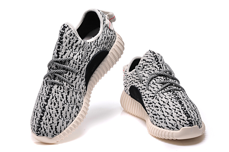 Men\'s Adidas Yeezy Boost 350 Shoes Grey/Beige B35305